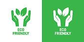Eco Friendly Badge Design