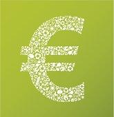 Eco green euro