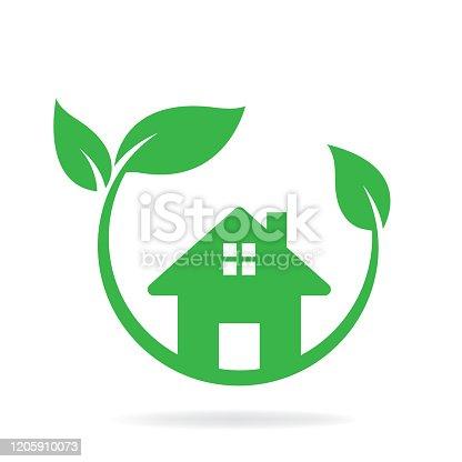 istock eco house 1205910073