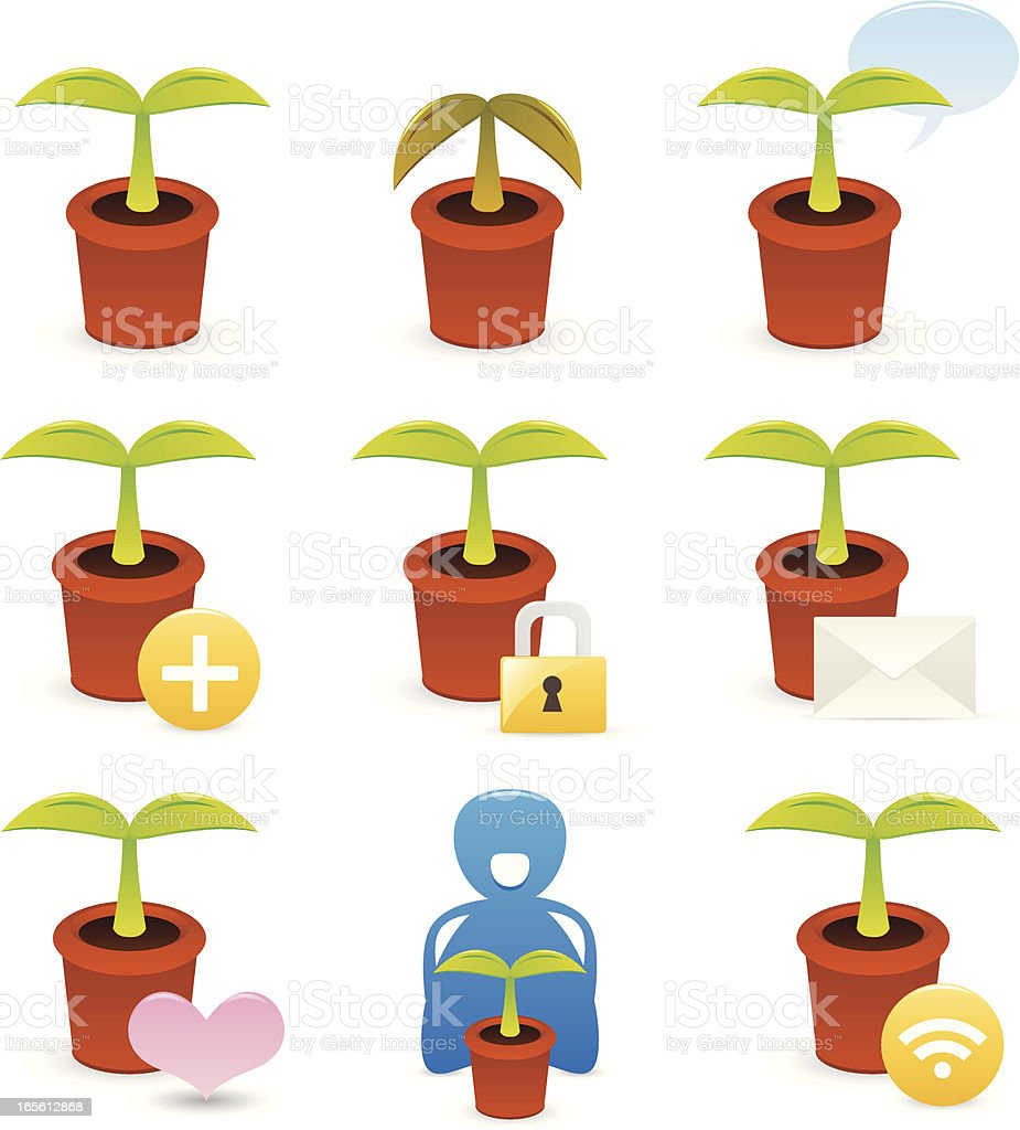 Eco Icons royalty-free eco icons stock vector art & more images of adult