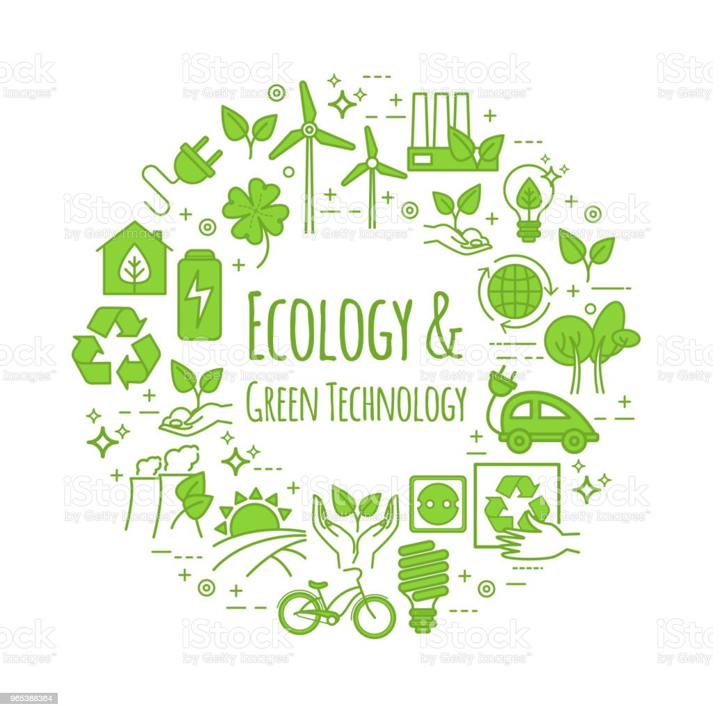 Eco lifestyle, vector design template.Zero waste concept, recycle and reuse royalty-free eco lifestyle vector design templatezero waste concept recycle and reuse stock vector art & more images of agriculture