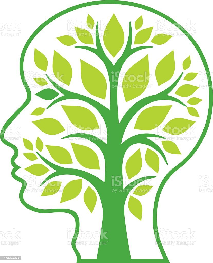 Eco mind royalty-free eco mind stock vector art & more images of activity