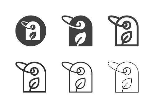 Eco Product Icons - Multi Series