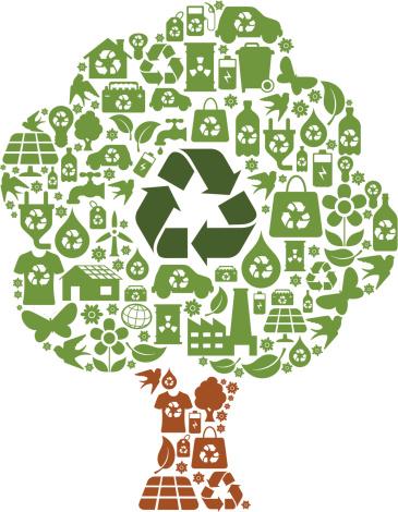 Eco Tree Symbol