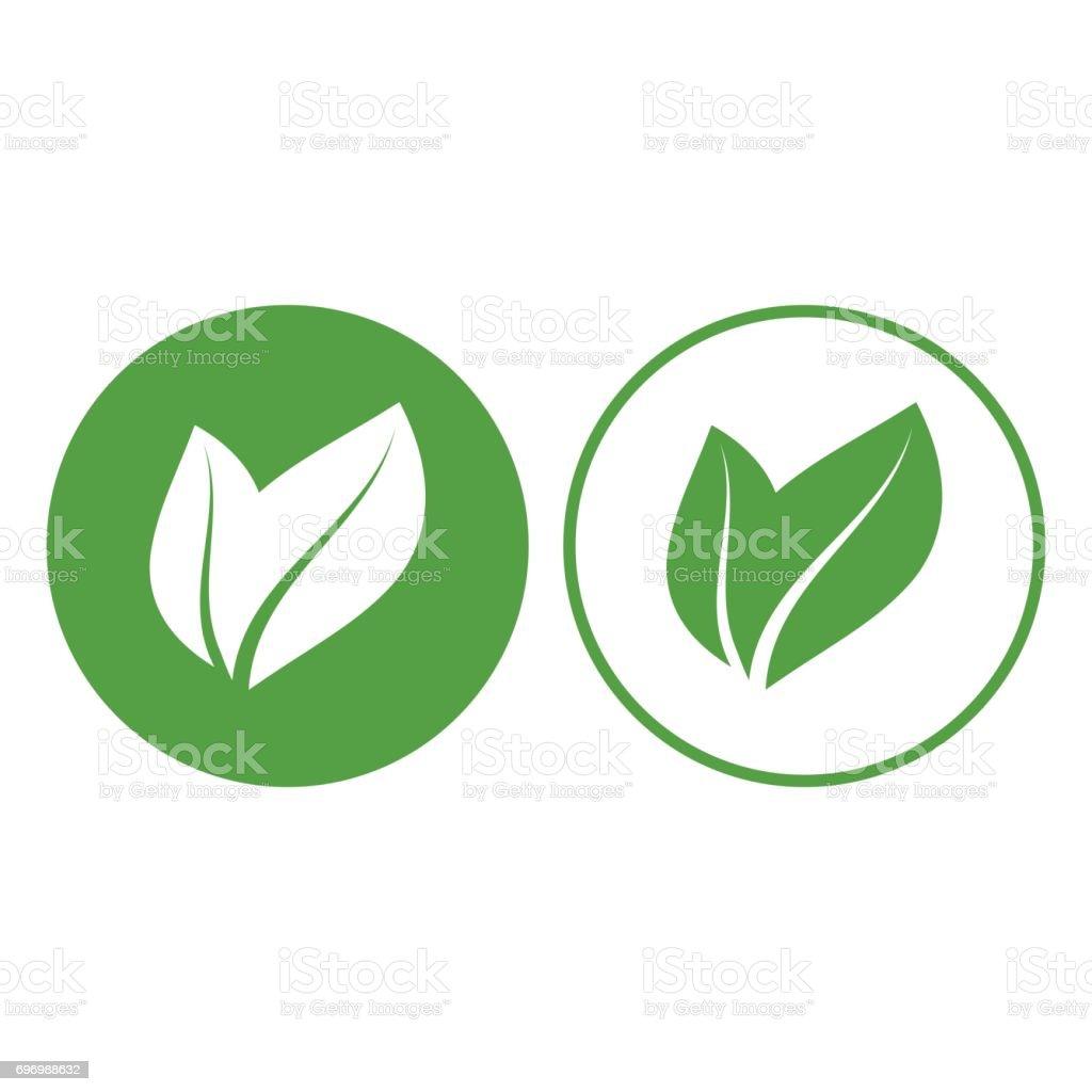 Eco - ilustración de arte vectorial