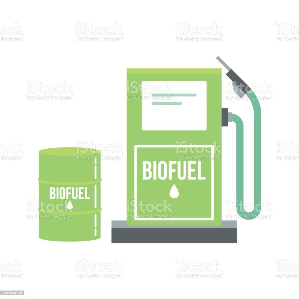Eco_Energy vector art illustration