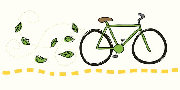 Ecofriendly bike