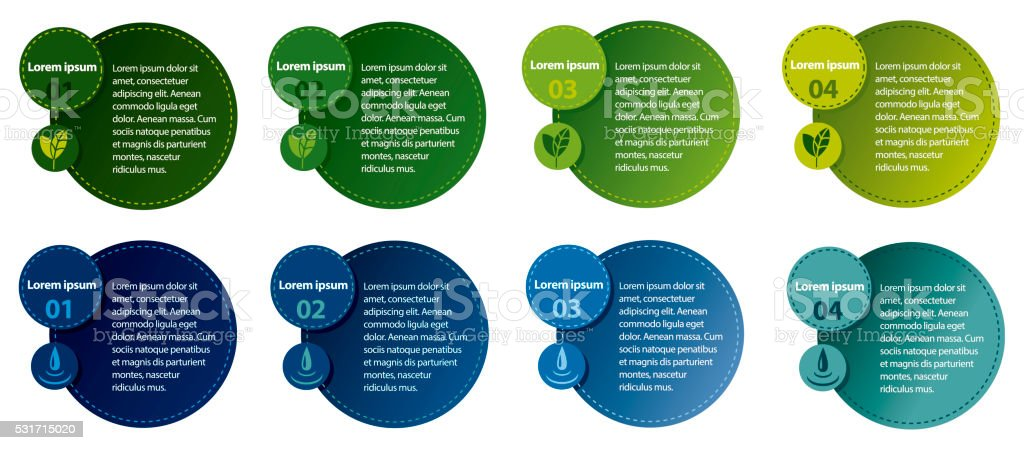 Ecologic infographics 1 royalty-free ecologic infographics 1 stock vector art & more images of blue