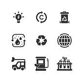 istock Ecology Icons 1299044274