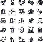Environment, ecology, icons, eco, bio, icon, icon set, bio fuel, green energy