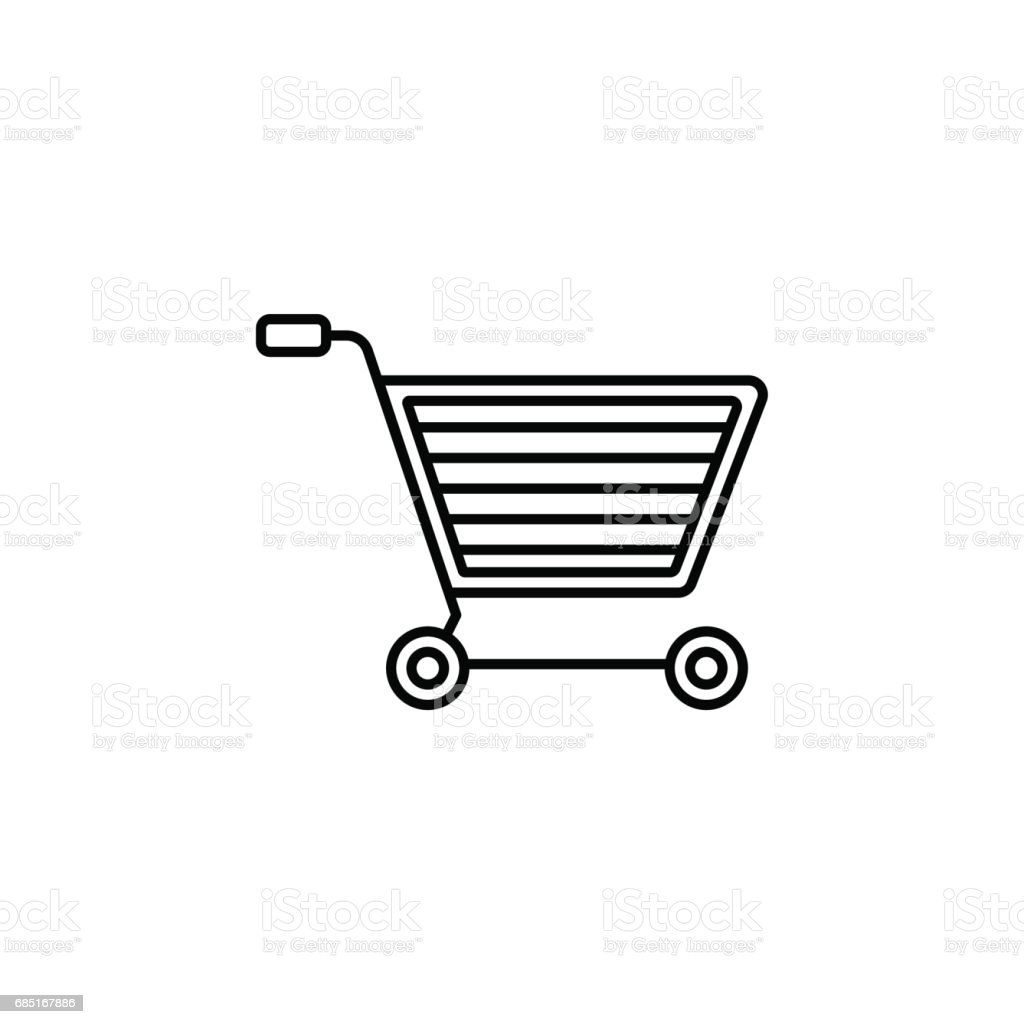 E-commerce line icon royalty-free ecommerce line icon stock vector art & more images of azerbaijan