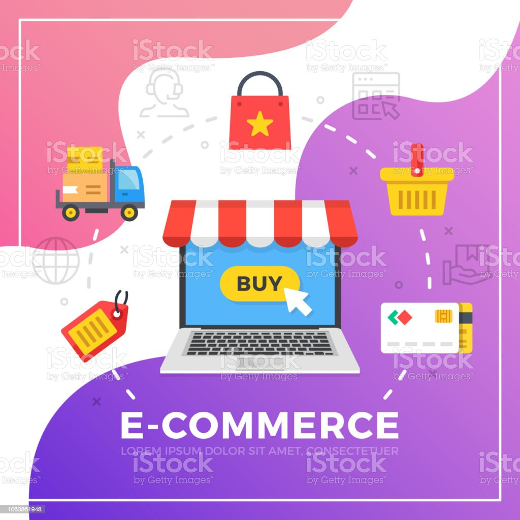Ecommerce Marketing Banners Class Banners