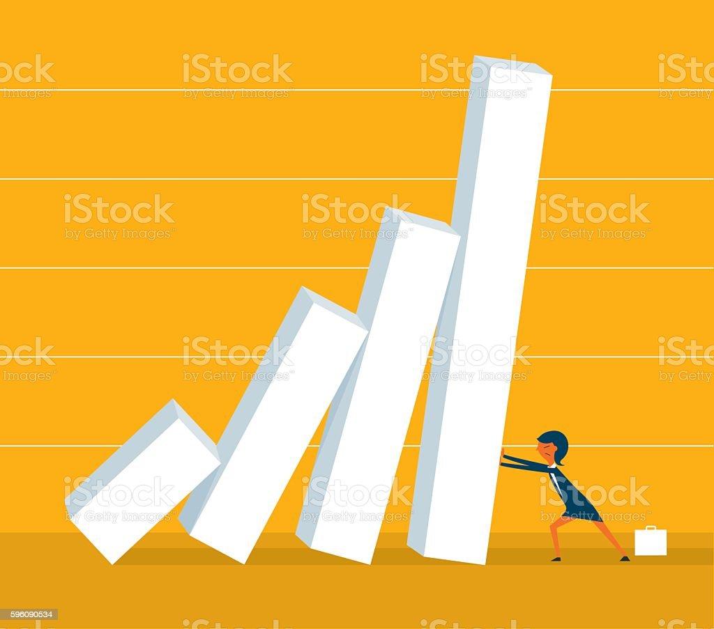 Economic Crisis royalty-free economic crisis stock vector art & more images of adult
