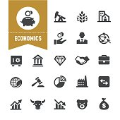 Economics Icons - Special Series