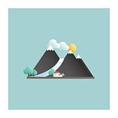 Ecotourism Icon