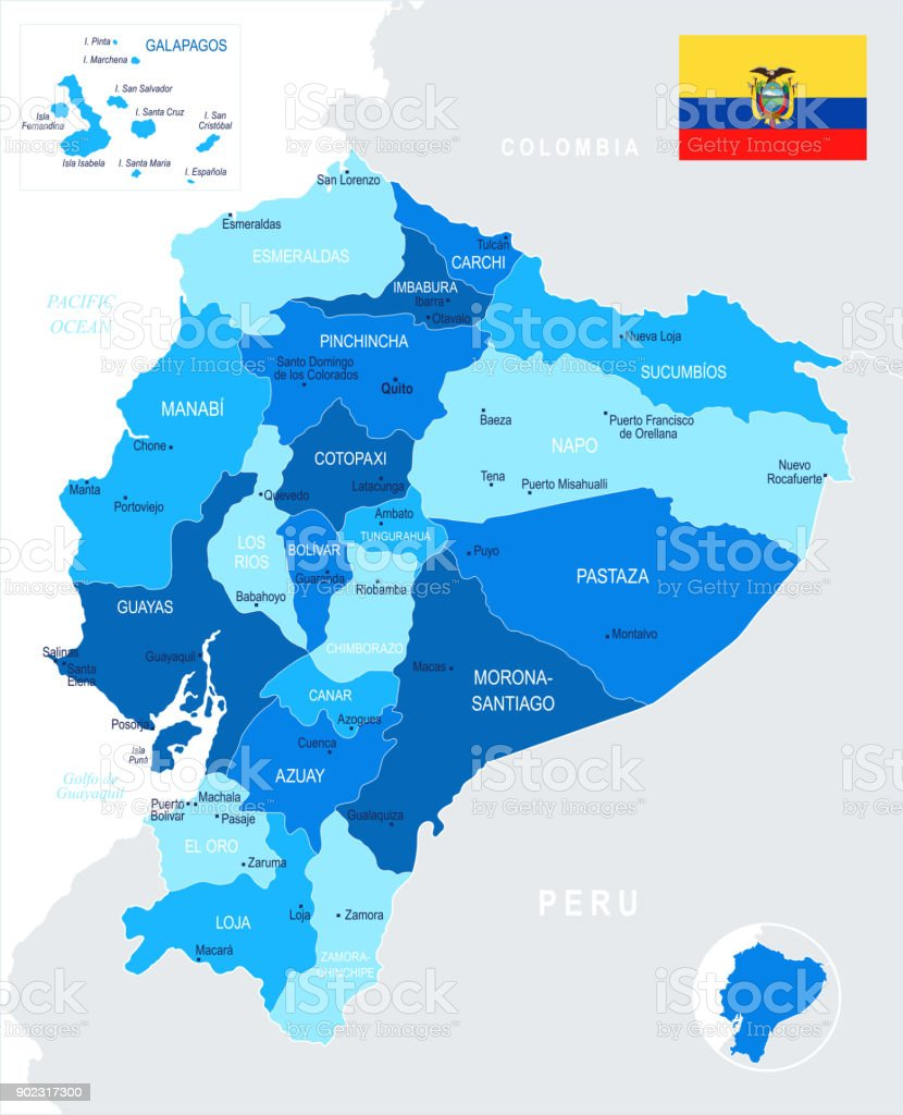 Ecuador map and flag detailed vector illustration stock vector art ecuador map and flag detailed vector illustration royalty free ecuador map and flag gumiabroncs Choice Image