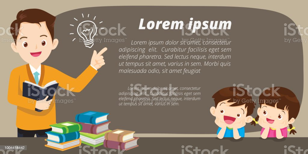 Education Banner Background Stock Illustration Download Image Now Istock