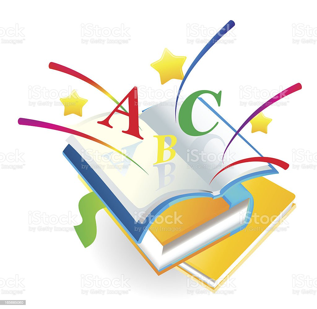 Education Book royalty-free education book stock vector art & more images of book