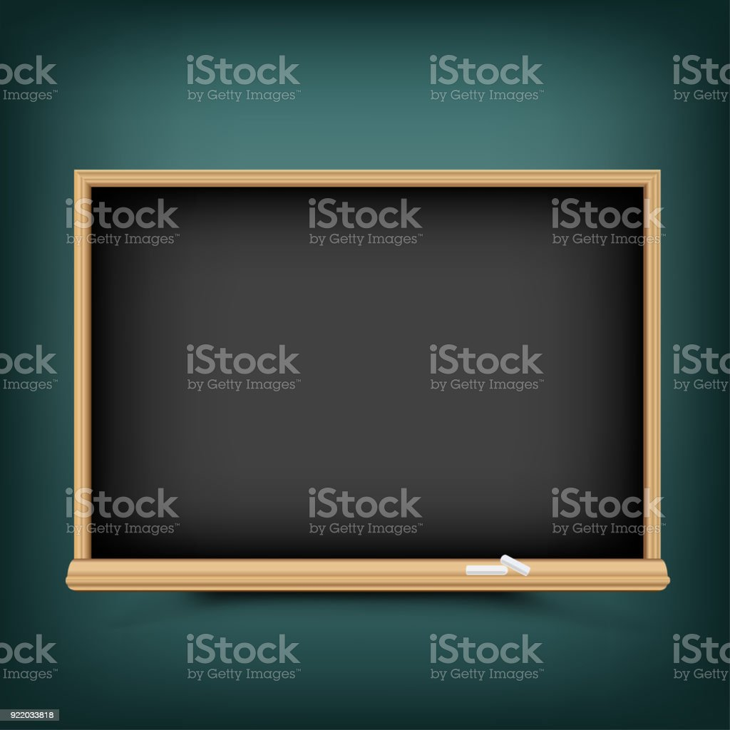 education chalkboard drawing template stock vector art more images