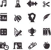 Education Icons Set 2-Acme Series
