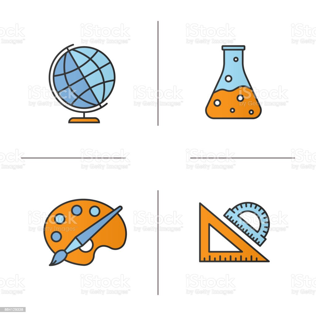 Education icons royalty-free education icons stock vector art & more images of backpack