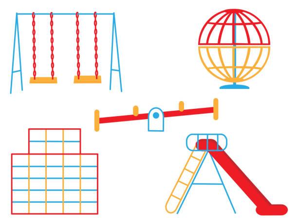 教育再生 - 校庭点のイラスト素材/クリップアート素材/マンガ素材/アイコン素材