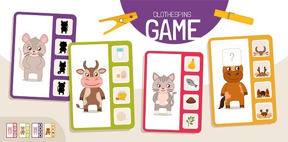 Educational  game for children.