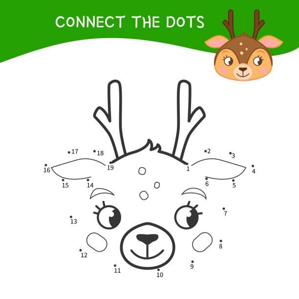 Doe deer head clipart Silhouette of roe deer royalty free cliparts vectors  and stock | Adella.baebaebox.com