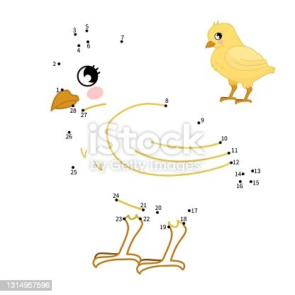 istock Educational game for kids. 1314957596