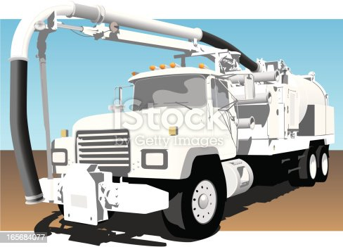 istock Eductor Truck Front View 165684077
