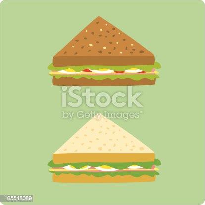 istock egg and ham sandwiches 165548089