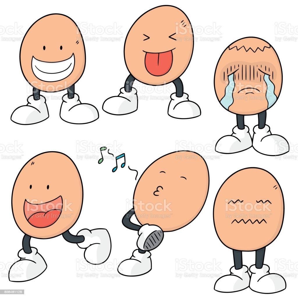 ilustração de desenho de ovo e mais banco de imagens de alimentação