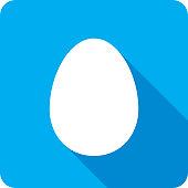 istock Egg Icon Silhouette 1136067821