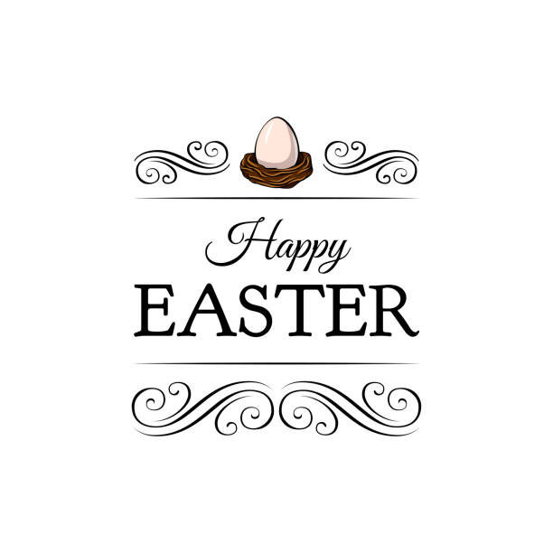 Royalty Free Easter Lunch Clip Art, Vector Images ...