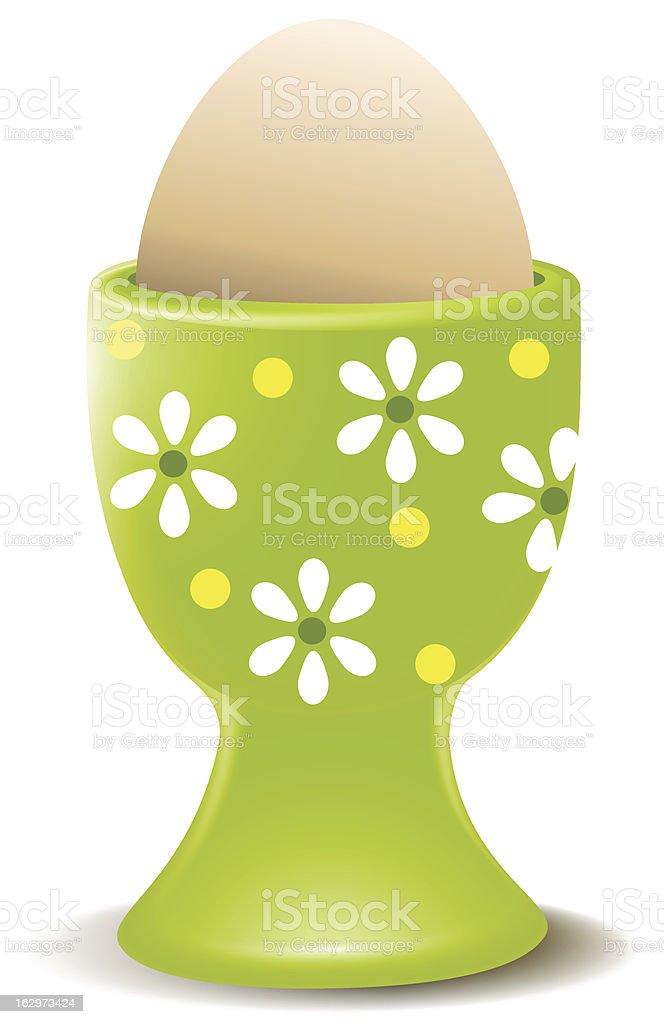 Egg royalty-free stock vector art