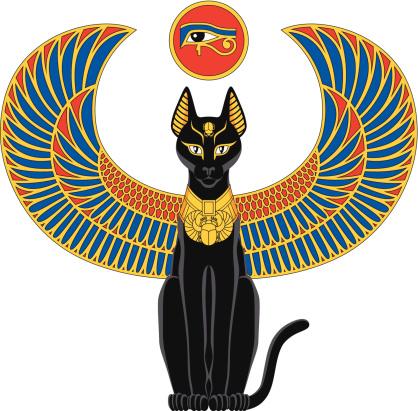 Egypt Cat