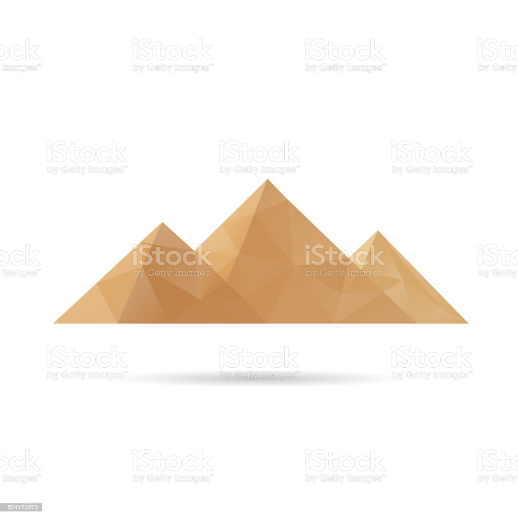royalty free clipart pyramid clip art vector images illustrations rh istockphoto com pyramid clipart png pyramid clipart free