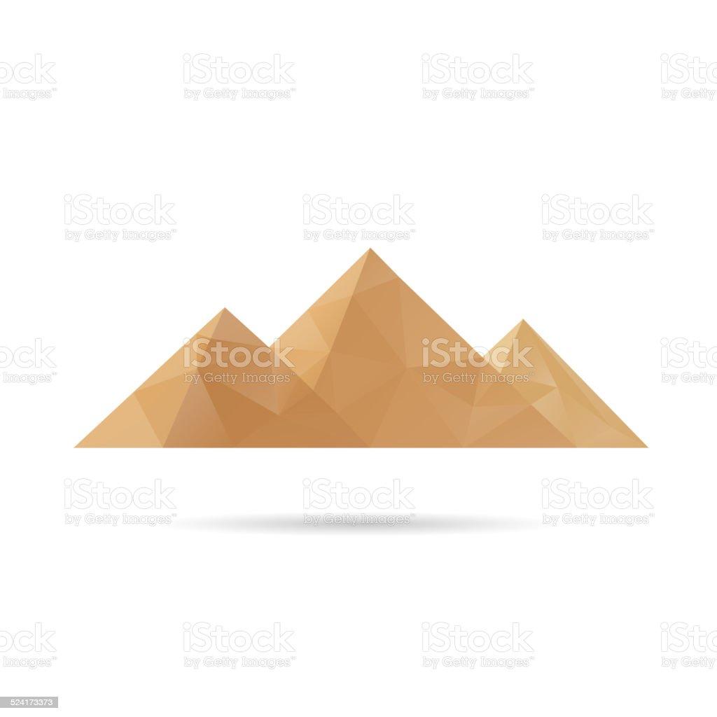 royalty free clipart pyramid clip art vector images illustrations rh istockphoto com pyramid clipart for powerpoint pyramid clip art free