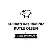 Turkey - Middle East, Eid al-Adha, Ram - Animal, Greeting Card, Horned, kurban bayramim