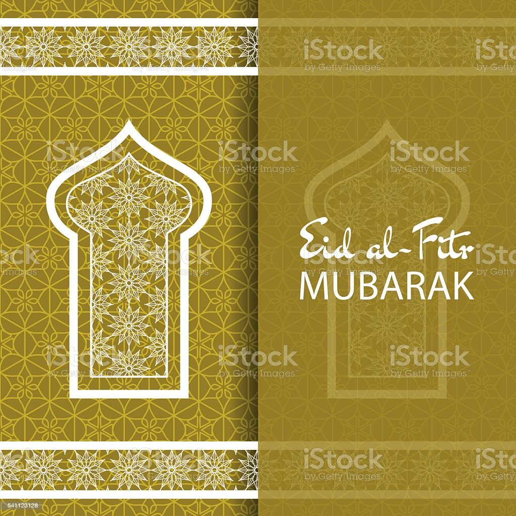 Wonderful Board Eid Al-Fitr Decorations - eid-al-fitr-background-islamic-arabic-window-vector-id541123128  Graphic_756436 .com/vectors/eid-al-fitr-background-islamic-arabic-window-vector-id541123128