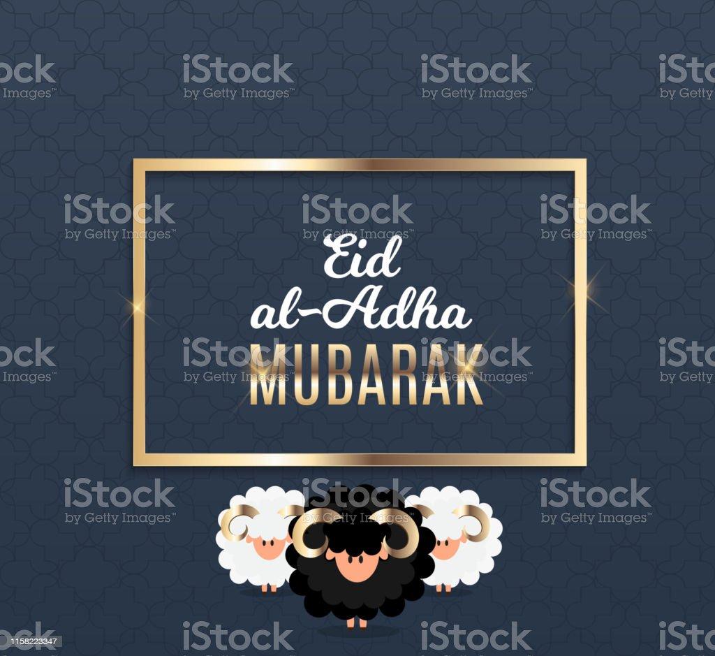 Eid Aladha Kurban Bayrami Muslim Festival Of Sacrifice