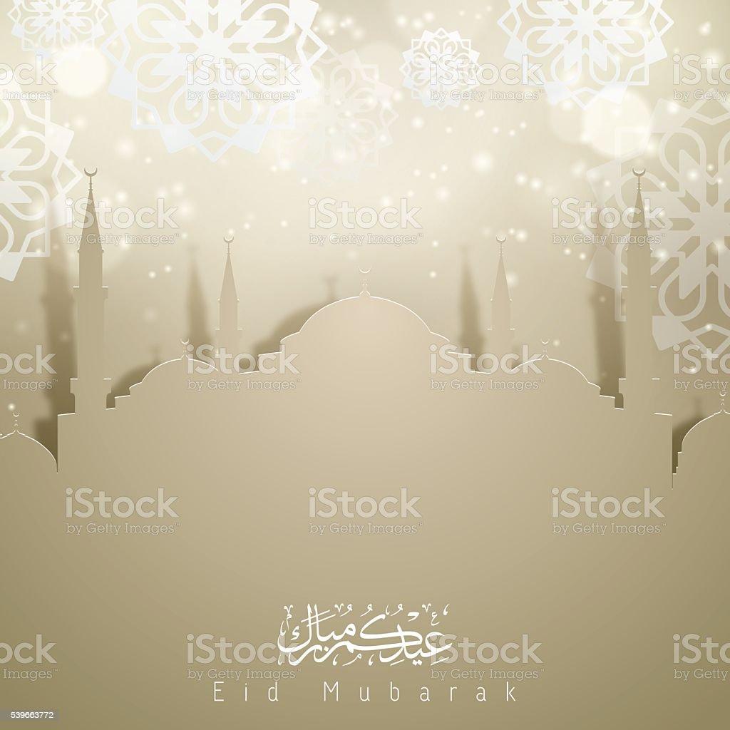 Eid mubarak greeting card background stock vector art more images eid mubarak greeting card background royalty free eid mubarak greeting card background stock vector art kristyandbryce Choice Image