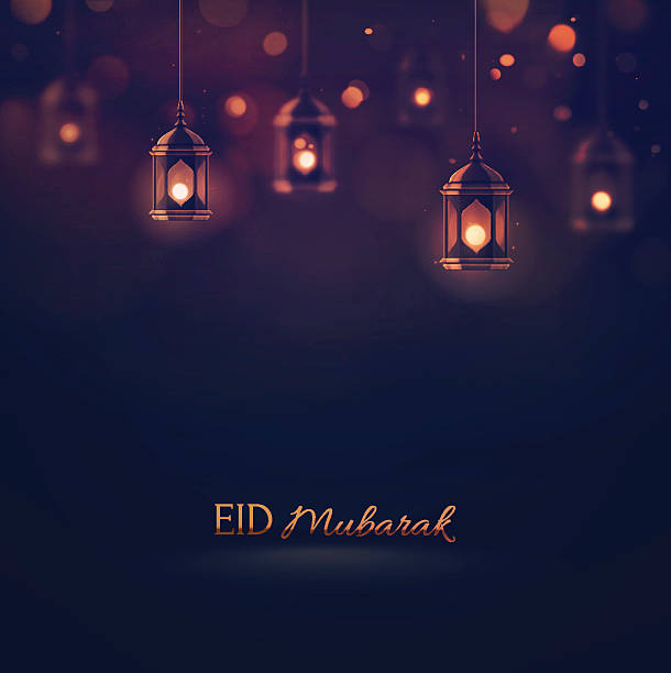stockillustraties, clipart, cartoons en iconen met eid mubarak - suikerfeest