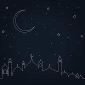 eid mubarak ramadan design