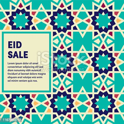 Eid Sale Multipurpose Business Cover Design