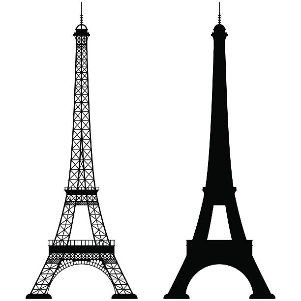 Royalty free eiffel tower clip art vector images illustrations eiffel tower vector art illustration thecheapjerseys Gallery