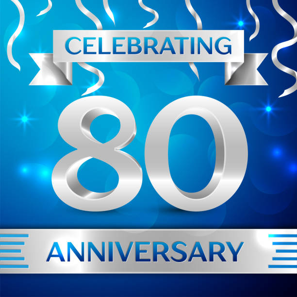 Top 60 Happy 80th Birthday Clip Art Vector Graphics And