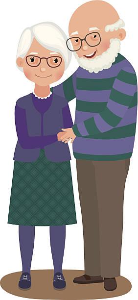 Výsledok vyhľadávania obrázkov pre dopyt grandma and grandpa clipart