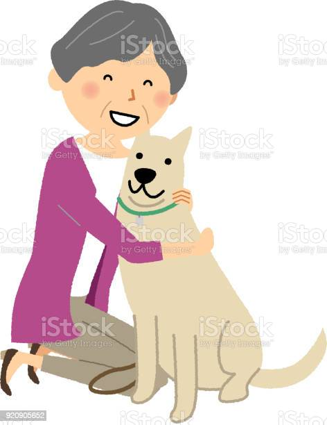 Elderly woman and dog vector id920905652?b=1&k=6&m=920905652&s=612x612&h=zhxaqpgplas2eu0zu1wvktbf2in9ygahk1vn1rxwljq=