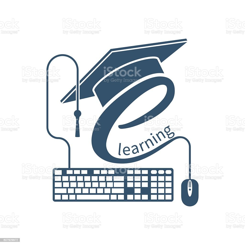 Elearning Logo Vector Stock Illustration - Download Image ...